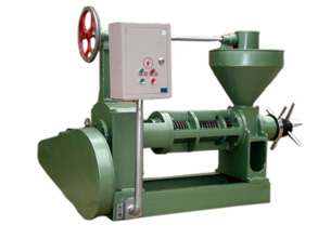 6YL-100 cooking oil pressing machine