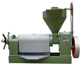 6YL-80 oil pressing machine