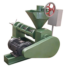 Oil Press with Electric Motor