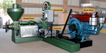 rape seeds oil press equipment